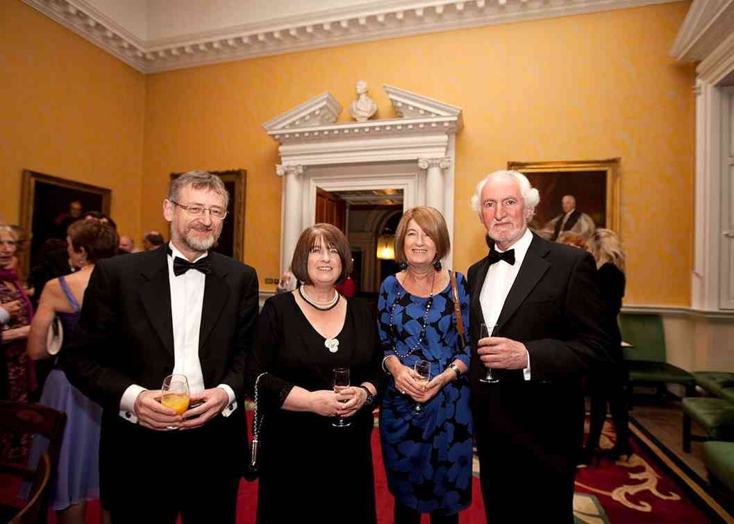 TCD Alumni Awards Evening
